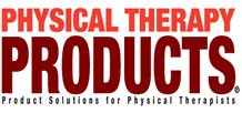 PHYSICAL THERAPY PRODUCTS logo