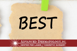 "Advanced Dermatology Has Been Voted ""Best of Long Island!"""