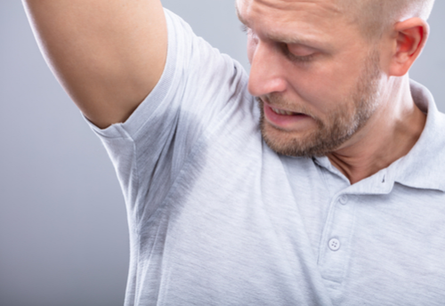 Hyperhidrosis and sweating