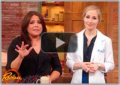 Video: Dr. Bowe on Rachel Ray - How to Tell If Your Skin is Oily, Dry or Combination