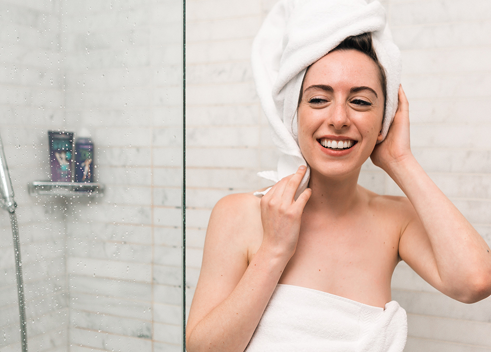 How often do I need to shower to maintain good hygiene?