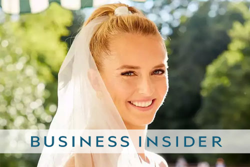 I tried 4 new skincare products to get my wedding glow